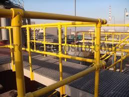 Fiberglass Handrail Fibreglass Hand Railings Rellcomposite Fiberglass Grating
