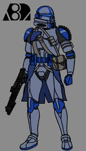 by p d 10th mountain division clone trooper redesign by pd black