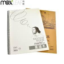 size 420x295mm sketch book vintage kraft paper cover sketch pad