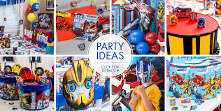 transformer party favors transformers party supplies transformers birthday party city
