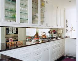 August  Havanahyde - Glass shelves for kitchen cabinets