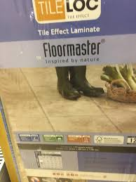 Floormaster Laminate Flooring Tile Effect Laminate Flooring In Locks Heath Hampshire Gumtree