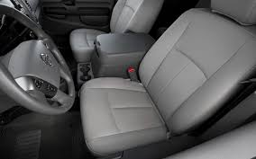 nissan van interior 2013 truck of the year contenders truck trend