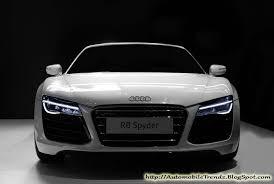 audi r8 2014 white automobile trendz white audi r8 spyder