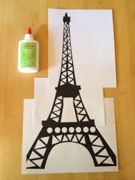 eiffel tower clipart paris france pencil and in color eiffel