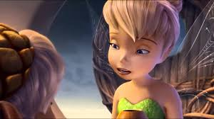 frozen trailer tinkerbell style