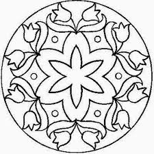 difficult coloring pages 27 best mandalas para colorear images on pinterest coloring