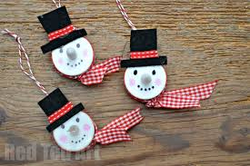 tea light snowman ornament ted s