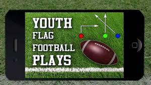 How To Start A Youth Flag Football League Youth Flag Football Plays Ios App Promo Youtube