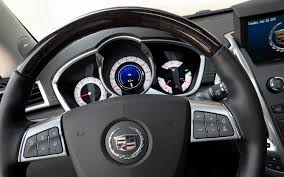 cadillac cts steering wheel 2012 cadillac srx drive automobile magazine