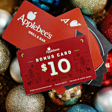 applebee gift card applebee s