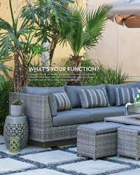 Living Spaces Furniture by Living Spaces Product Catalog Outdoor 2017 Page 26 27