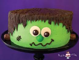 bird on a cake frankenstein u0027s monster cake
