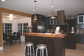architecture fantastic modern open kitchen with small counter fantastic modern open kitchen with small counter island added rounded stools and small space dining room sets to decorate in modern open floor plans ideas