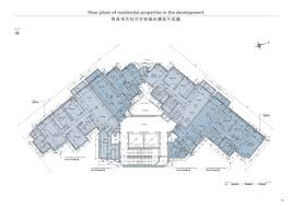 Triangle Floor Plan by The Parkville The Parkville The Parkville Floor Plan New Property