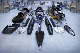 lamborghini kit cars south africa built car set to travel 1 4 times the speed of sound in