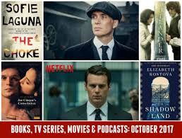 book tv series movie u0026 podcast reviews october 2017 style