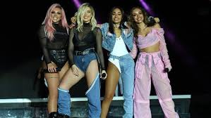 little mix show high profile policing at carlisle little mix concert border itv news