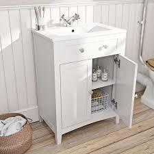 Bathroom Basin Cabinets White