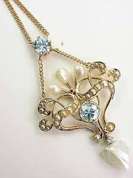 victorian necklace styles images Vintage and antique jewelry periods jpg