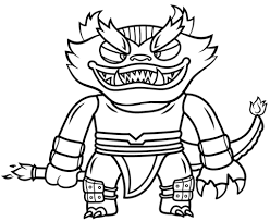 Skylanders Coloring Pages Free Coloring Pages Skylander Coloring Pages Printable