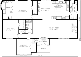 5 Bedroom Mobile Home Floor Plans Our Homes Www Silvercreekhomesinc Com
