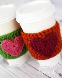 of gold crochet cup cozy pattern for a starbucks grande cup 7 best crochet images on pinterest crochet ideas knit crochet
