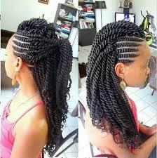 19 fabulous kinky twists hairstyles cornrow beach hair and nice