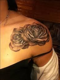 Shoulder Tattoos - best 25 front shoulder tattoos ideas on