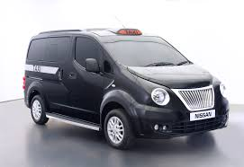 nissan nv200 template instantly recognisable nissan unveils the face of its taxi for