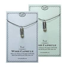 wish necklace images Wish capsule necklace gif