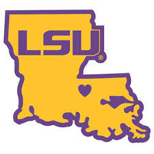 lsu alumni sticker lsu tigers ncaa fan decals ebay