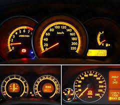 10x t5 b8 4d car 5050 1smd led speedo dashboard dash side
