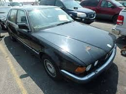 1992 bmw 7 series 1992 bmw 7 series 735il in nuys california