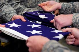 Flag Folding Ceremony Upholding Military Honors U003e Whiteman Air Force Base U003e Display