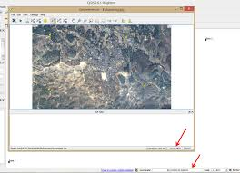 Coordinates Map 4 2 Geohealth Mapping Gis Training