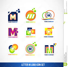 3d alphabet letters template letter m logo 3d icon set stock vector image 62727056 letter m logo icon set royalty free stock photography