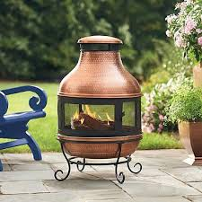 Copper Firepits New Copper Chiminea Pit Recycled Turkish Copper Firepit