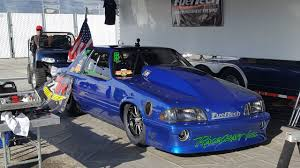 kevin fiscus 5 98 turbo mustang at wcf youtube
