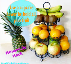 diy cupcake stand for a shower good life of a housewife modern