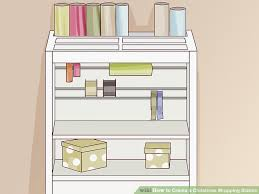 how to create a wrapping station 13 steps