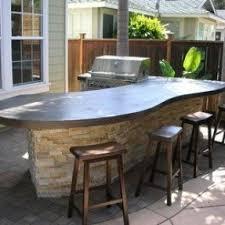 Surfboard Bar Table Outside Home Bars Foter