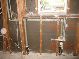 Kitchen Sink Vent Terry Love Plumbing  Remodel DIY - Kitchen sink venting
