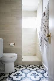 Grey Mosaic Bathroom Black And Gray Mosaic Bath Tiles Transitional Bathroom