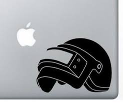pubg level 3 helmet pubg playerunknowns battlegrounds helmet vinyl decal sticker level