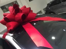 car bow ribbon we re gonna need a bigger bow ny daily news
