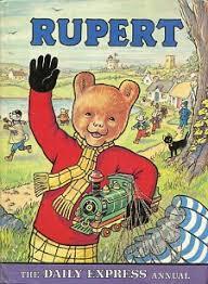 rupert bear adventures simplyeighties