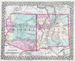 Map Mexico States by Maps Of New Mexico State Collection Of Detailed Maps Of New