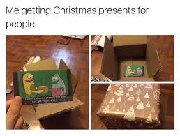 Christmas Present Meme - i fucking love boxes spongebob squarepants know your meme