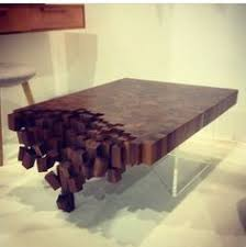 white concrete u0026 reclaimed wood coffee table watts home
